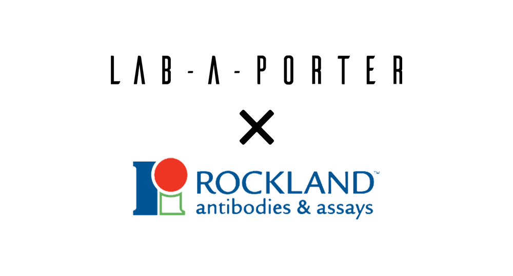 LAB-A-PORTER starts distributing Rockland Immunochemicals