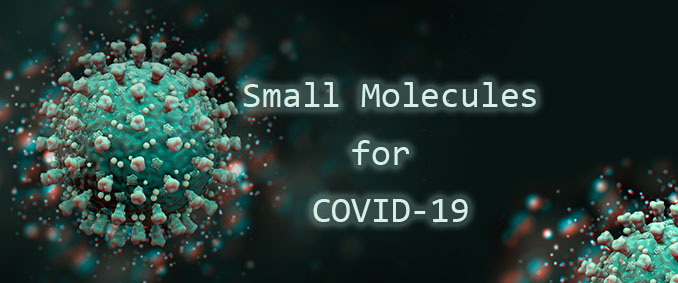 Small Molecules for COVID-19 Research